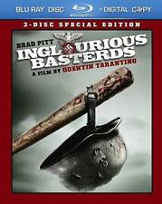 Inglourious Basterds (Blu-ray Disc, 2009, 2-Disc Set, Special Edition SLIP COVER