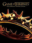 Game of Thrones: The Complete Second Season (DVD, 2013, 5-Disc Set)