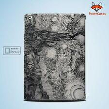 The Starry Night by Van Gogh Case Cover for iPad
