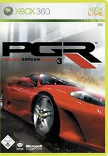 PGR Project Gotham Racing 3 (USK 0) - (XBOX 360) - (NUR DISC - OHNE COVER & ANLE
