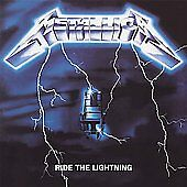 Metallica - Ride the Lightning [LP]