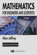 Mathematics for Engineers and Scientists by Alan Jeffrey (Paperback, 2004)