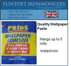 Wallpaper Paste Adhesive, All Purpose Super Strong