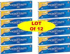 Lot Roland Finest Spanish Anchovy Paste with Olive Oil - 2 oz each tube