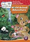Baby Einstein: World Animal Adventure (DVD, 2009) RARE BRAND NEW
