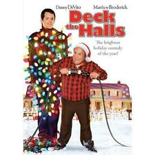 Deck the Halls (DVD, 2007, Dual Side) MINT DISC GREAT COMEDY