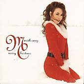 MARIAH CAREY . MERRY CHRISTMAS . C.D. ALBUM . ALL I WANT FOR CHRISTMAS IS YOU