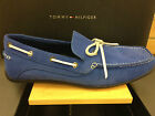 Tommy Hilfiger Mateo Men's Penny Driving Loafers Slip On Moccasins Suede Shoes