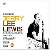 Jerry Lee Lewis - Essential (The Legendary Sun Recordings, 2005) 0698458705020