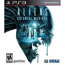 NEW Aliens: Colonial Marines (Sony PlayStation 3, 2013)