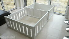Puppy Play Pen, Puppy Enclosure, Whelping Box, Dog Playpen
