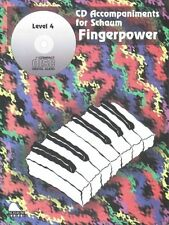 Fingerpower: Level 4 by John W Schaum (CD-Audio, 2003)