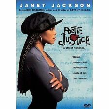 Poetic Justice (DVD, 1999) - C0424