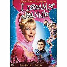 I Dream of Jeannie - The Complete First Season (DVD, 2006, 4-Disc Set, Color...
