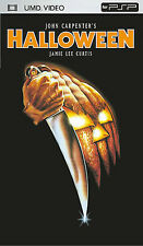 Halloween [UMD for PSP] by Brian Andrews, Jamie Lee Curtis, Charles Cyphers, Jo