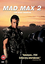 Mad Max 2 - Road Warrior  DVD - DVD NEW SEALED