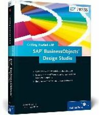 Getting Started with SAP BusinessObjects Design Studio by X. Hacking...