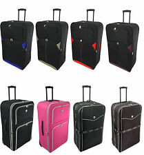 "Large lightweight 28"" Luggage Suitcase trolly Bags-Perfect for 20kg hold baggage"