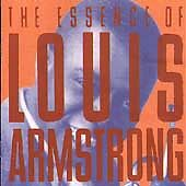 I Like Jazz: The Essence of Louis Armstrong by Louis Armstrong (CD, Sep-1991,...