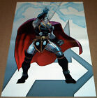 AVENGERS #5 VARIANT POSTER MIGHTY THOR GOD OF THUNDER MARVEL COMICS ASGARD LOKI