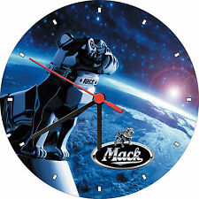 Mack Trucks Bulldog Parts Universe Advertising Wall Clock