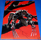 WOLVERINE MARVEL COMIC BOOK POSTER UNCANNY X-MEN X-FORCE VAMPIRES CLAWS VARIANT