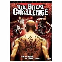 The Great Challenge (2004) DVD Movie Burt Kwouk FREE SHIPPING!
