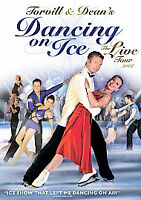 Torvill And Dean's Dancing On Ice - The Live Tour 2007 (DVD, 2007) BRAND NEW