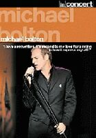 MICHAEL BOLTON IN CONCERT - NEW SEALED DVD