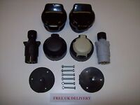 Towbar/Caravan 12N/S Service Kit With Plugs and sockets