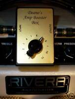ATTENUATOR A4 FOR RIVERA ELECTRIC GUITAR AMPS