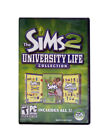 Sims 2: University Life Collection (PC, 2009)