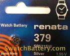 Renata 379 - SR521SW Watch Battery Batteries