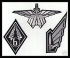 STARSHIP TROOPERS PATCH SET - SSTRP04