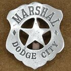 Heroes of the West Dodge City US Marshal Badge
