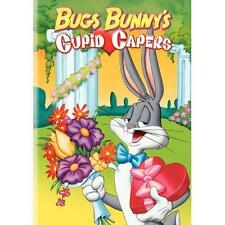 Bugs Bunny's Cupid Capers (DVD, 2010)  Brand New