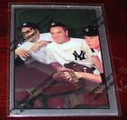 1997 Topps Mickey Mantle Reprints #21 1953 Bowman Color #44 W/ Berra & Bauer *A8