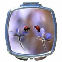 New Lady Bugs In Spring Makeup Compact Mirror