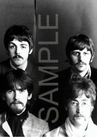 THE BEATLES POSTER ART PRINT PICTURE A3 11.7 × 16.5 INCH AMK1989
