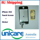 Replacement LCD Touch Screen Glass Digitizer Repair Parts for iPhone 3GS GST inc