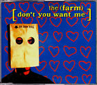 CD Single. THE FARM. - DON'T YOU WANT ME. - PROMO.