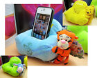 WINNIE THE POOH, TIGGER, EEYORE SOFT SOFA PLUSH MOBILE HOLDER