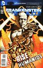 Frankenstein, Agent of SHADE #7 Comic Book 2012 New 52 - DC