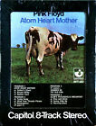 PINK FLOYD Atom Heart Mother NEW SEALED 8 TRACK CARTRIDGE TAPE