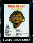 PINK FLOYD Relics NEW SEALED 8 TRACK CARTRIDGE