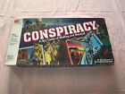 VINTAGE TOY GAME 1982 MILTON BRADLEY SPY GAME BLUFFING & BETRAYAL CONSPIRACY