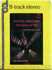 TEN YEARS AFTER Positive Vibrations NEW SEALED 8 TRACK CARTRIDGE TAPE
