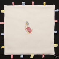 JEMIMA PUDDLEDUCK PERSONALISED BABY GIRL Blanket GIFT TAGGY NEWBORN CHRISTENING