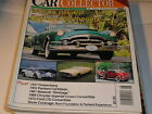 "CAR COLLECTOR & CAR CLASSICS magazine ,august 1994. 1961 MESERATI ""BIRDCAGE"""