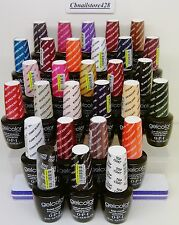 Gelcolor - Soak Off Gel Nail Polish .5oz/15ml opi - Series 2- Pick any color